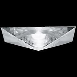 Faretti Cheope Recessed Light (Crystal/Air/LED) - OPEN BOX