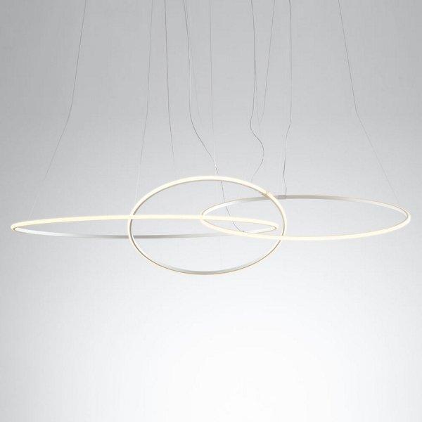 Olympic F45 Three Ring Pendant Light