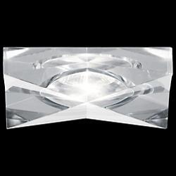 Faretti Cindy Recessed Light (Lead Crystal/Non IC New Construction/GU10 Halogen) - OPEN BOX RETURN