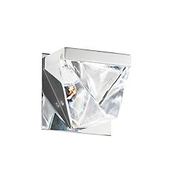 Tripla LED Wall Sconce (Polished Aluminum) - OPEN BOX RETURN