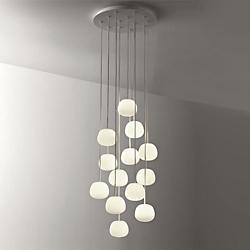 Lumi Mochi 13-Light Pendant