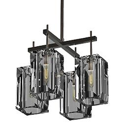 Monceau 4 Light Mini Chandelier