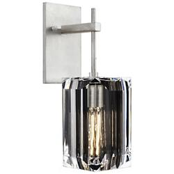 Monceau Stemmed Wall Sconce (Silver Leaf) - OPEN BOX RETURN