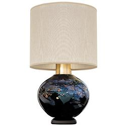 SoBe Dichroic Collage Table Lamp