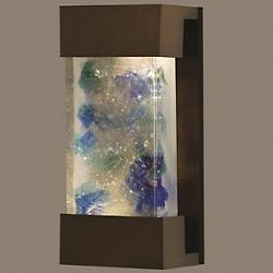 Crystal Bakehouse Wall Sconce (Bronze/L/Crystal) - OPEN BOX