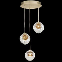 Nest Round Multi-Light Pendant