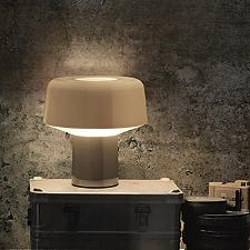 Glass Drop Table Lamp