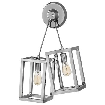 Ensemble 2-Light Wall Sconce