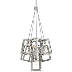 Ensemble Tiered Chandelier