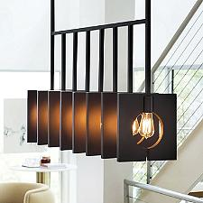 Ludlow Linear Chandelier Light