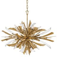 Designer Gold Chandeliers
