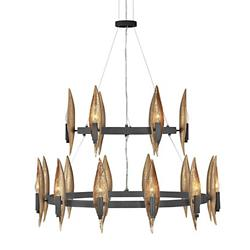 Willow Two Tier Chandelier