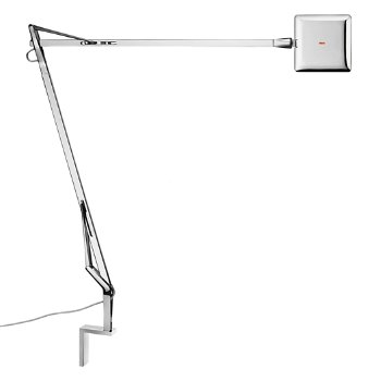Shown in Chrome finish with Wall Arm