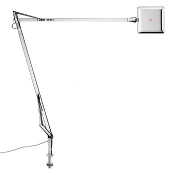 Shown in Chrome finish with Desk Support Visible Cable