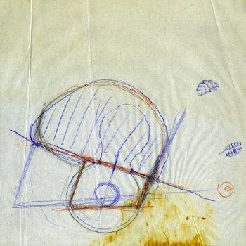 Snoopy Sketch 1, Courtesy of Fondazione Achille Castiglioni