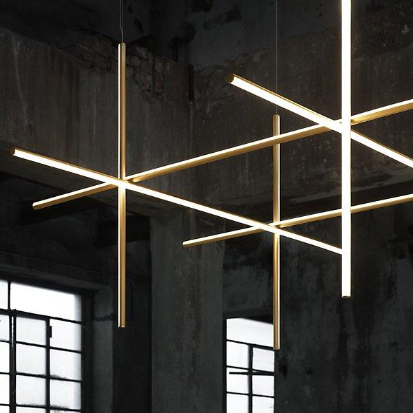 Coordinates C4 LED Chandelier