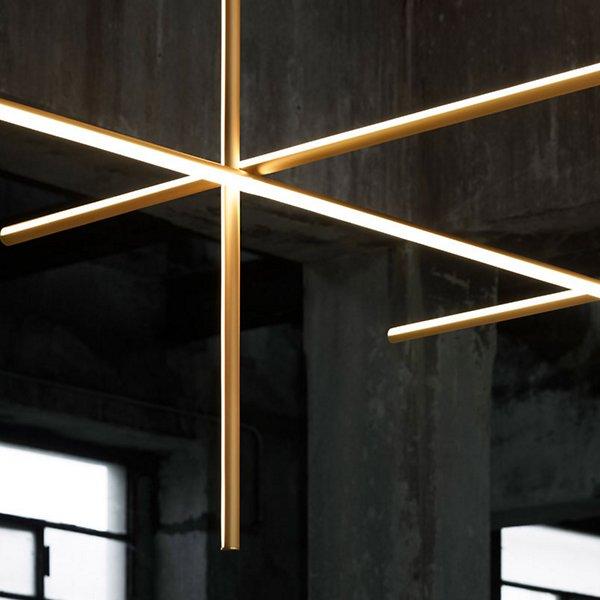 Coordinates S3 LED Chandelier