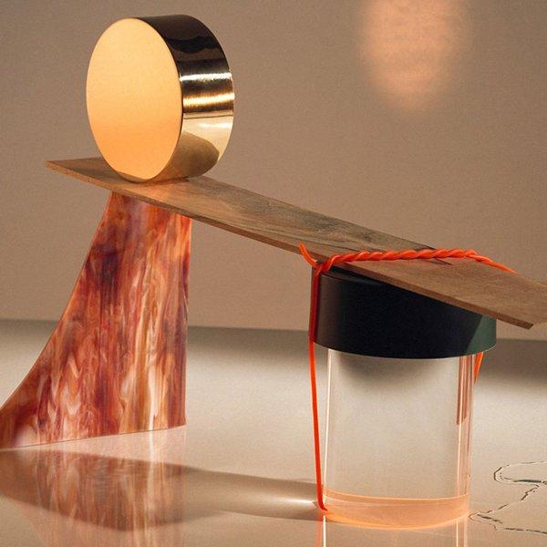 Last Order LED Table Lamp