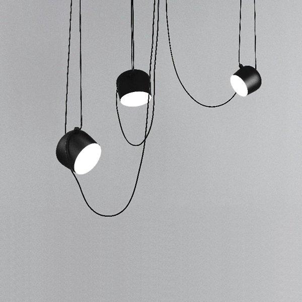 Aim Led Multi Light Pendant By Flos At