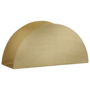 Brass Semicircle Stand