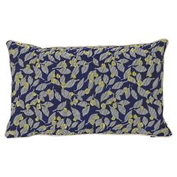 Salon Flower Lumbar Pillow