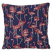 Salon Flamingo Pillow