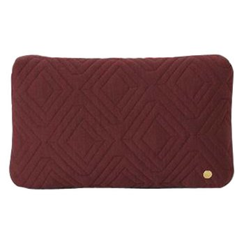 Quilt Lumbar Pillow
