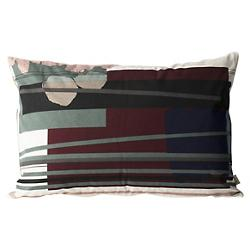 Colour Block Throw Pillow Large 3