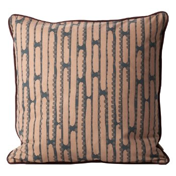 Aligned Throw Pillow