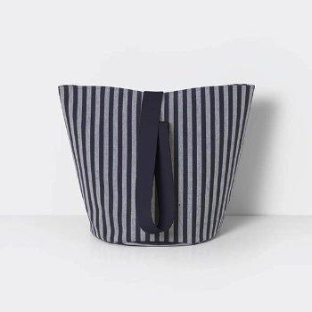 Shown in Striped, Medium size