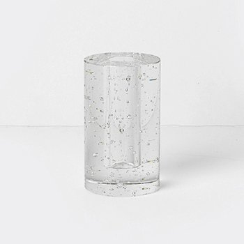 Bubble Glass Object- Cylinder
