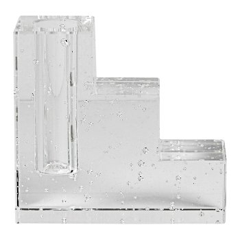 Bubble Glass Object- Stairs