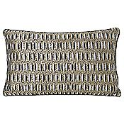 Salon Leaf Lumbar Pillow