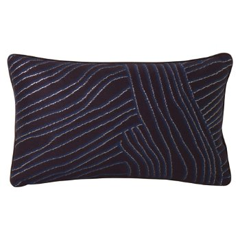 Salon Coral Lumbar Pillow