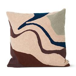 Vista Cushion Throw Pillow