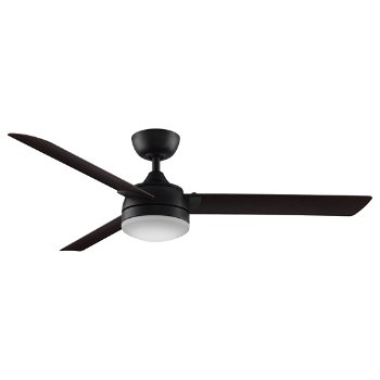 Shown in Dark Bronze/Dark Walnut fan body and fan finish