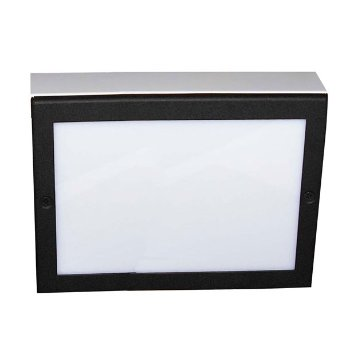 Shown in Aluminum with Black Tex