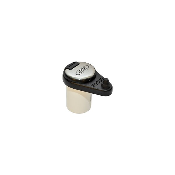 Mini Round Back LED BBQ Light with Quick Connect Base