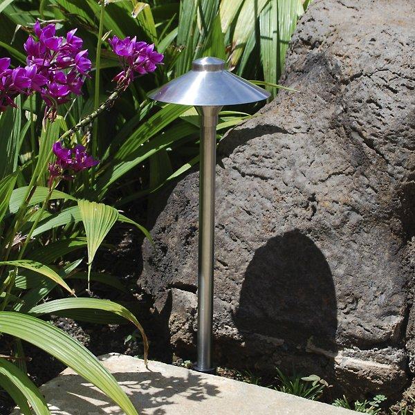 Adjustable Hub Stainless Steel China Hat Area Light