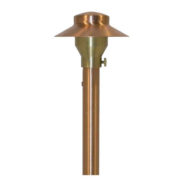 Copper 3.5 Inch Area Light
