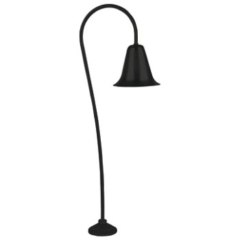 Aluminum Bell Path Light
