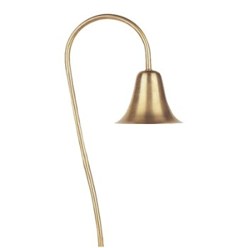 Brass Bell Path Light