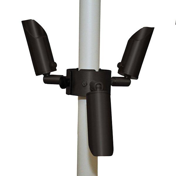 Brass LED Umbrella Lights