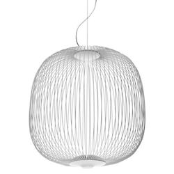 Spokes Large Round LED Pendant
