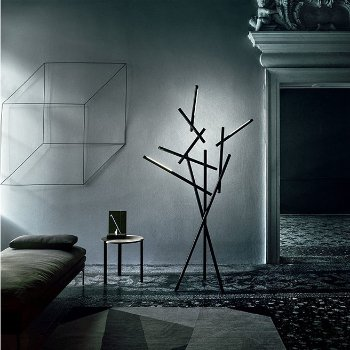 Tuareg Led Floor Lamp By Foscarini At Lumens Com