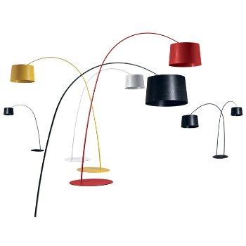 Twiggy Arc Floor Lamp By Foscarini At Lumens Com