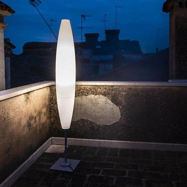 Havana Outdoor Terra Bassa Floor Lamp