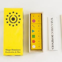 Dominoes Set Shapes