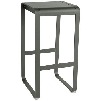 Bellevie High Stool Without Backrest Set of 2
