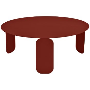 Shown in Red Ochre finish, 30 inch size